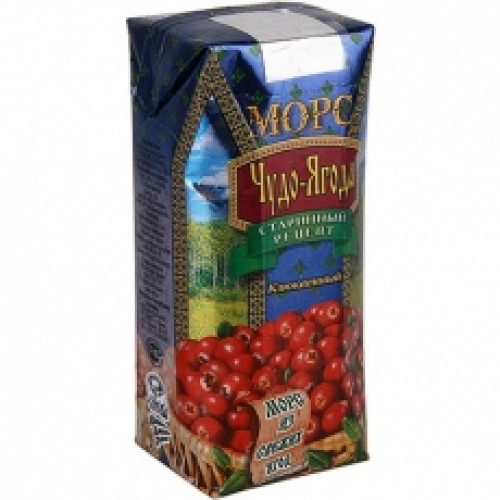 """Морс """"Чудо ягода"""""""