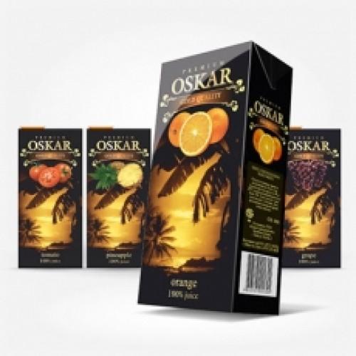 Сок Оскар ананас