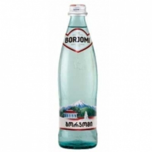 Минеральная вода Баржоми