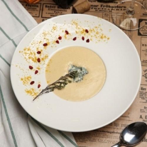Суп-крем из цукини с Дор-блю