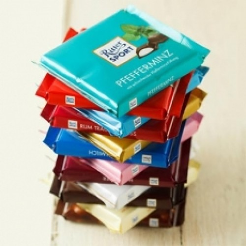 Шоколад Ritter Sport