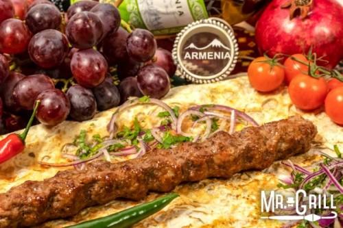 Кебаб говядина+свинина