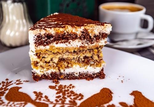 Торт Дуэт