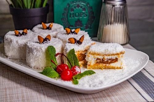 Десерт Кокосики