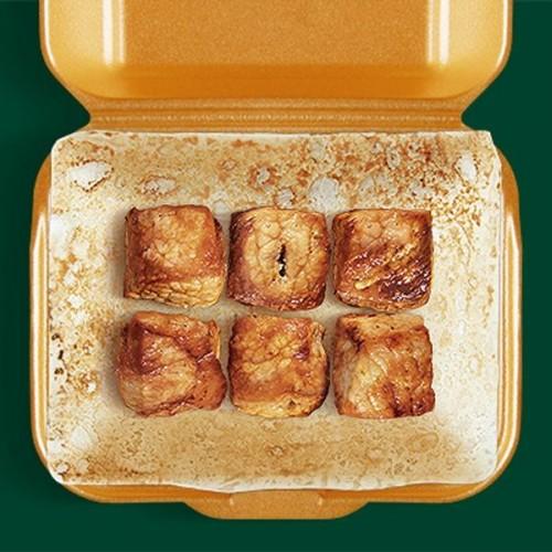 Обед Свинина на углях Стандарт