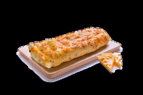 Хлебец с сырной начинкой