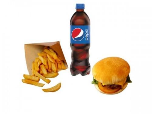 Комбо №2 с Pepsi