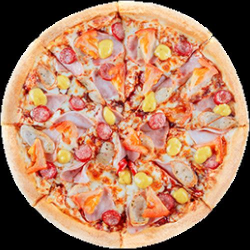 Пицца Мюнхенская 36см
