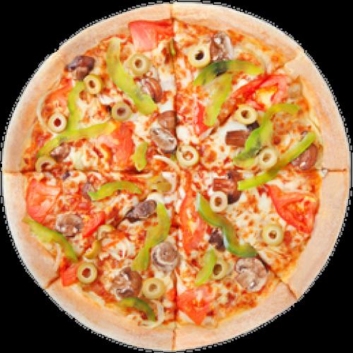 Пицца Овощная 36см