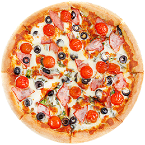 Пицца Ривьера 36см