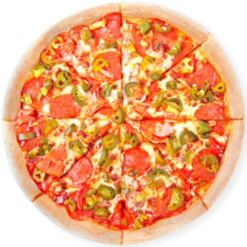 Пицца Спайси 36см