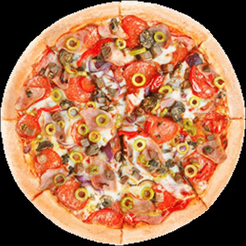Пицца ЭкстраваганZZа 36см