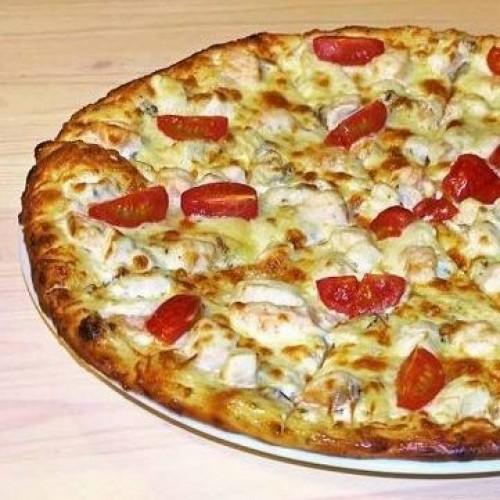 Пицца Чикен-Фиш