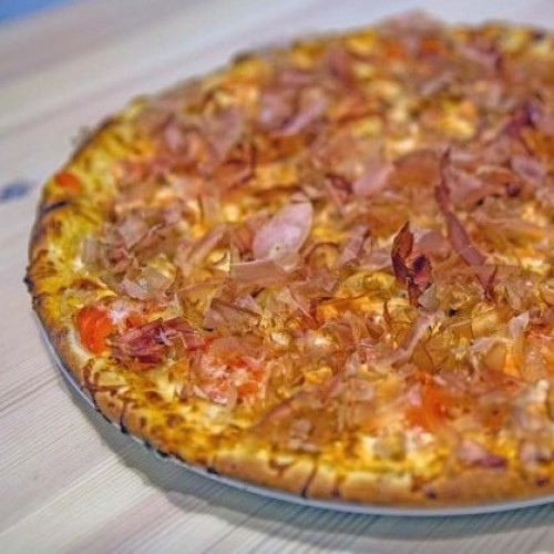Пицца Живая