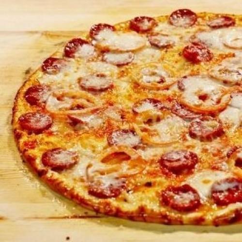 Пицца Черепашки с пепперони