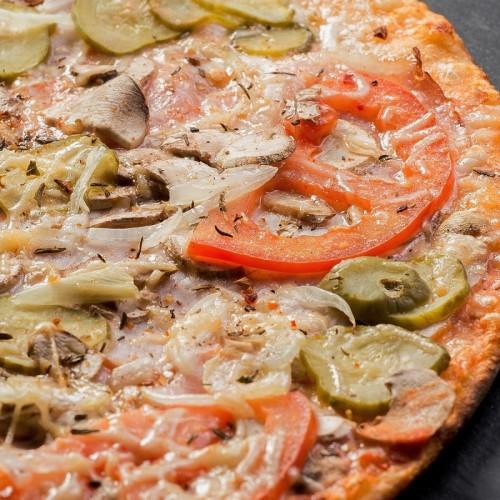 Пицца Калядная 24см