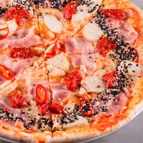 Пицца а-ля Тако 32см