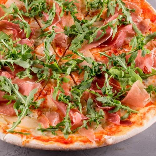 Пицца с пармой 32см