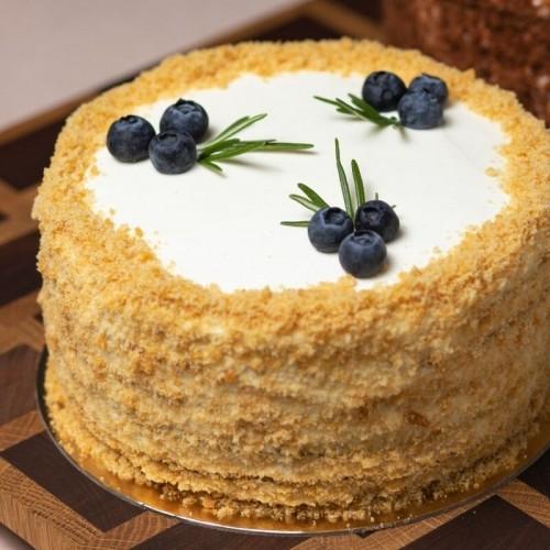 Торт Медовик мини