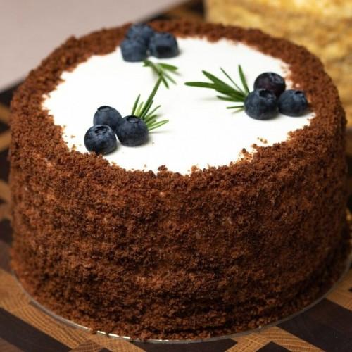 Торт Медовик Шоко мини