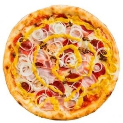 Пицца Супер Мясная 45см