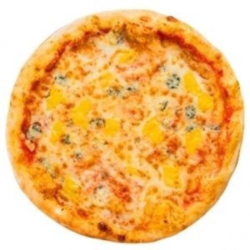 Пицца Четыре сыра 45см