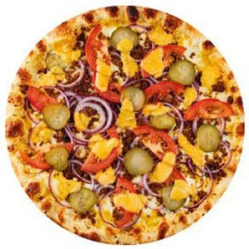 Пицца Чизбургер 21см