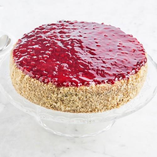 Торт Халвично-кексовый