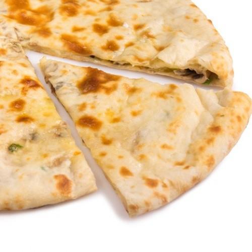 Осетинский Пирог с сыром и грибами (1300г)