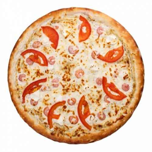Пицца Нежная креветка 42см