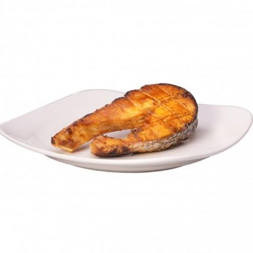 Шашлык из семги (лосося)
